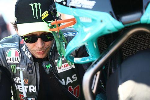 Valentino Rossi: sé que el tiempo me ganará, pero no se lo haré fácil