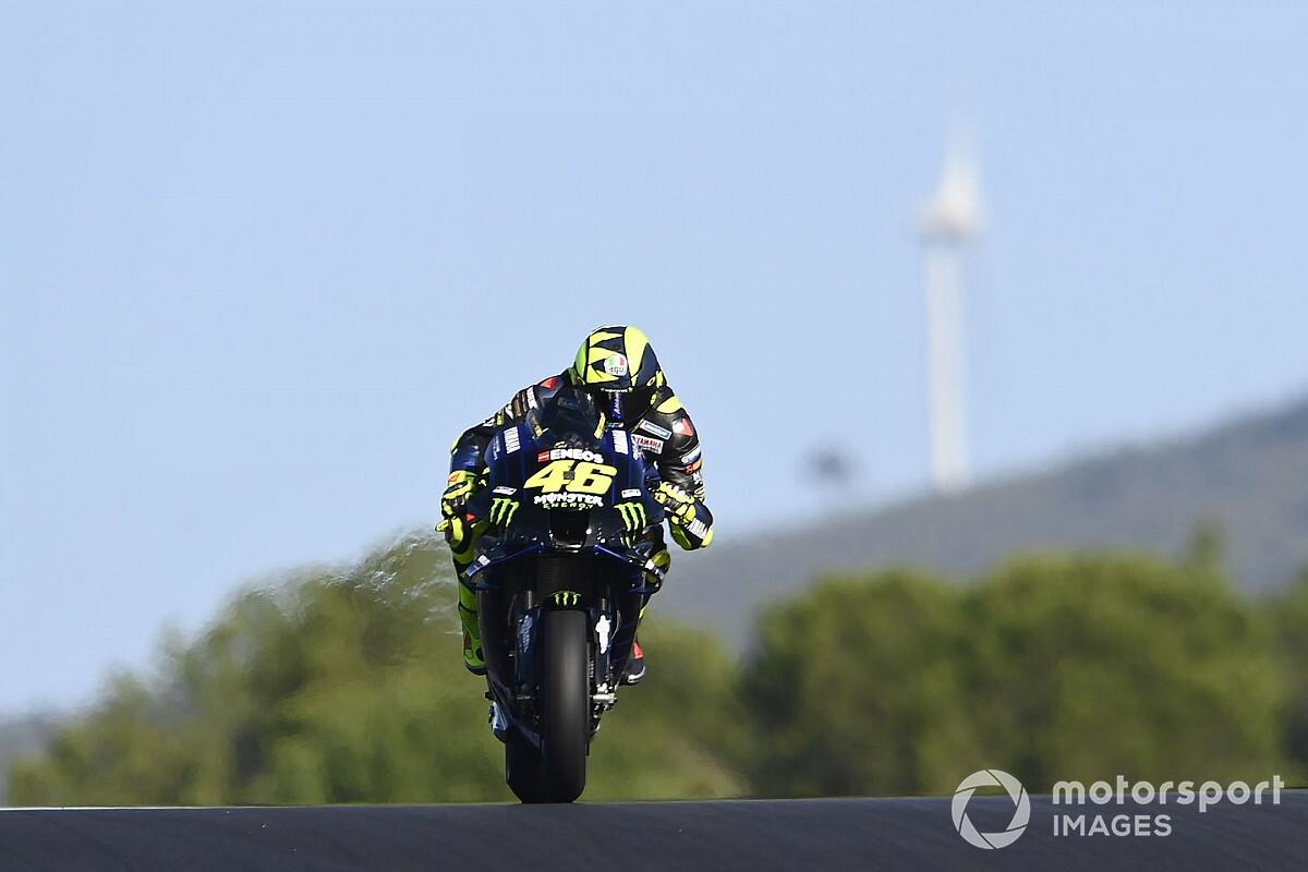 """Rossi: """"Yamaha, en Japón, escucha a los pilotos, pero luego hacen lo que quieren"""""""