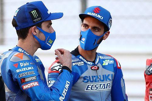 "Rins' Barcelona MotoGP absence ""hurts"" - Mir"