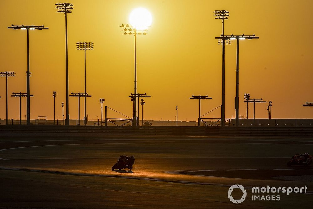 """Binder cree que el mal papel de KTM en Qatar """"no es el fin del mundo"""""""