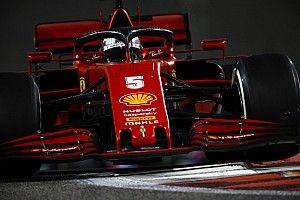 A Ferrari utolsó képe Vettelről
