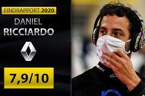 Eindrapport Daniel Ricciardo: Honey badger verstevigt reputatie