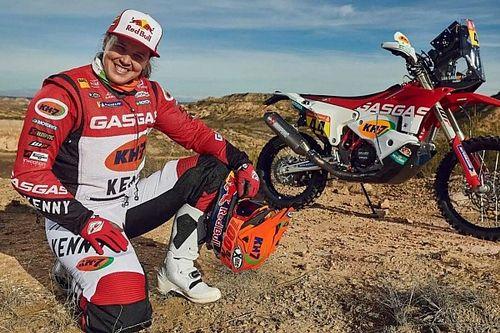 Sanz conquers Lyme Disease ahead of Dakar 2021