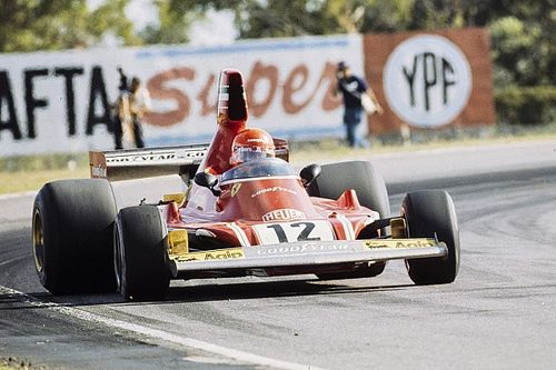 Retour sur les Ferrari 312T, les F1 des titres de Lauda