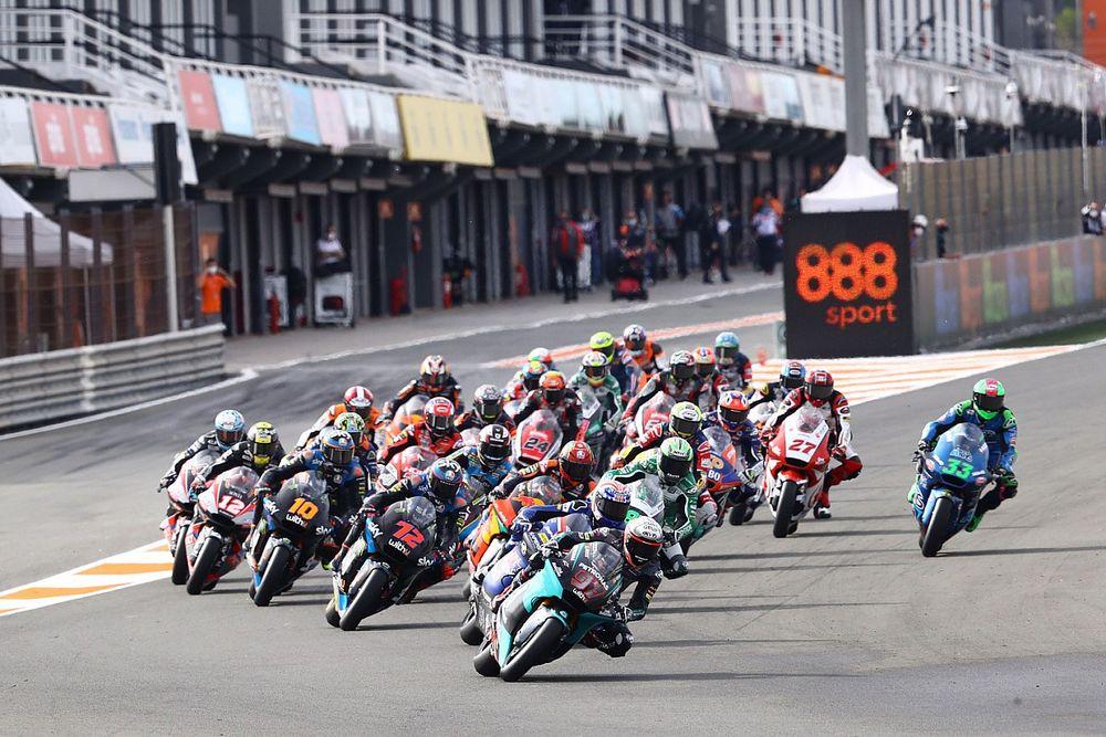 Moto2-Moto3: Dunlop rinnova la fornitura di gomme fino al 2023