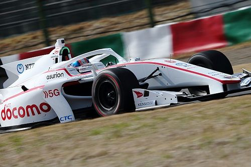 Hasil Tes Super Formula 2021: Sasahara Tercepat, Alesi Debut