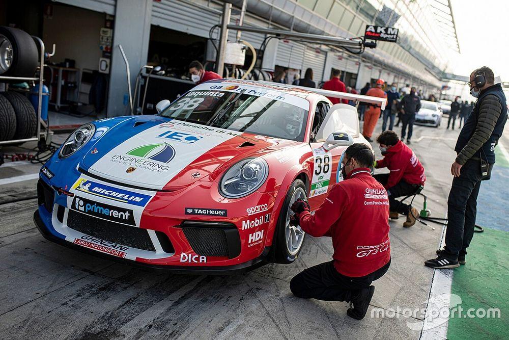 Carrera Cup Italia, a Monza il sabato-shock che non ti aspetti