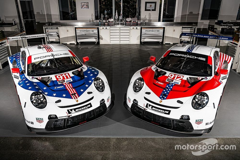 IMSA: Porsche con Jani e una livrea speciale a Sebring