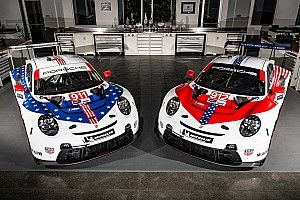Porsche reveals special liveries for farewell IMSA race