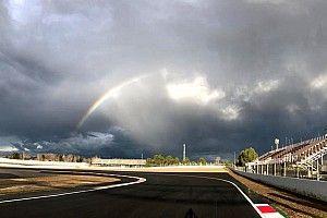 Barcelona completa sus cambios en la curva 10