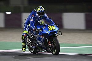 "Champion Mir ""missing a lot"" in Qatar MotoGP qualifying"