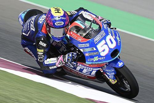 Nomor #50 Jason Dupasquier Resmi Dipensiunkan dari Moto3