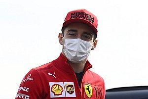 Leclerc: ''Bu yıl için gerçekçi hedefimiz Red Bull ve Mercedes'in arkasında kalmak''