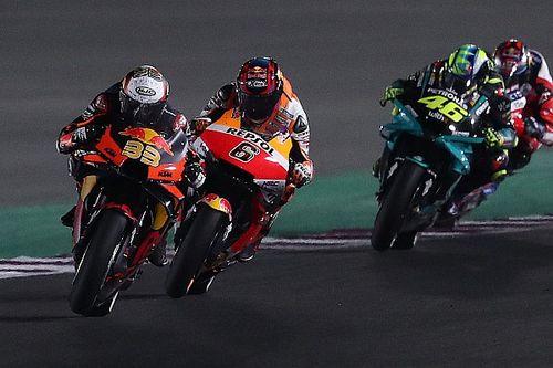 """Rossi: """"Hay pilotos como Binder que son duros; él te echa de pista"""""""