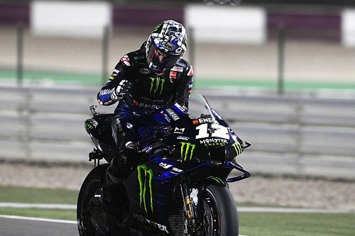 How Crutchlow helped Vinales to Qatar MotoGP win
