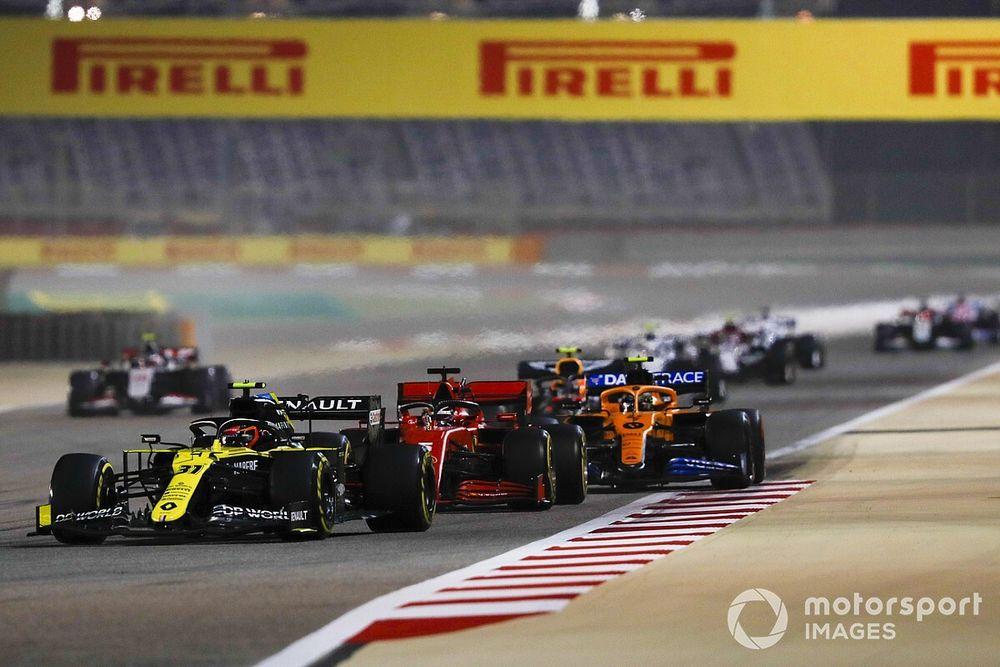 Les notes du Grand Prix de Sakhir 2020