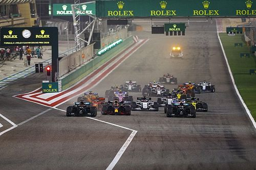 F1 set to revert to 2pm start times from 2021