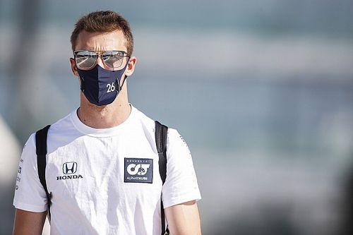 Nasib Kvyat, Dua Kali Tersingkir dari Formula 1