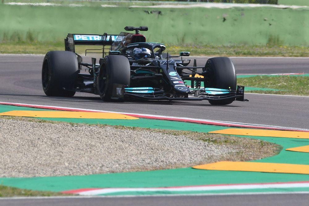 """F1: Bottas defende que não quebrou """"acordo de cavalheiros"""" em acidente com Russell"""