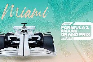 F1 Umumkan Miami Masuk Kalender Musim 2022