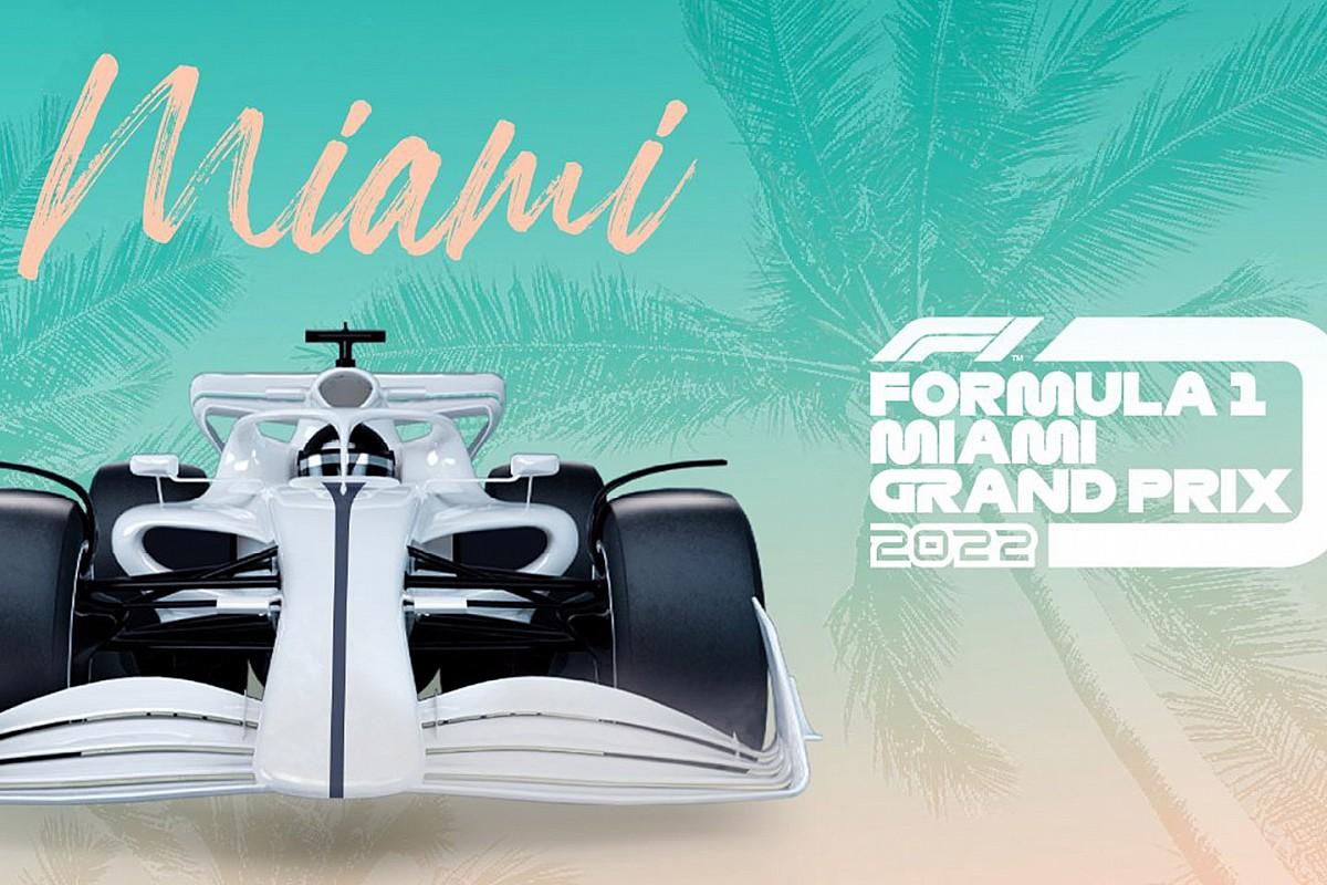Calendrier Gp F1 2022 Le GP de Miami officiellement au calendrier en 2022 !