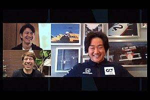 """角田裕毅がカーナンバー""""22""""を選んだ理由は? DAZNの特集番組配信中"""