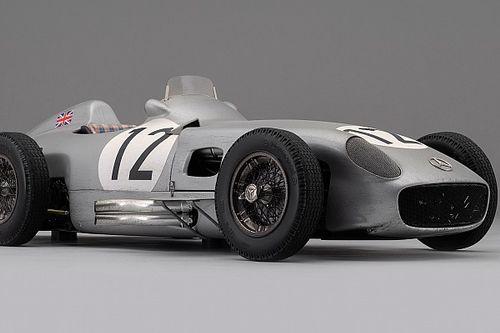 Ecco un modellino Mercedes che costa come un'utilitaria vera