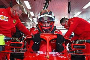 Сайнс привел в Ferrari пивного спонсора и поехал тестировать шины