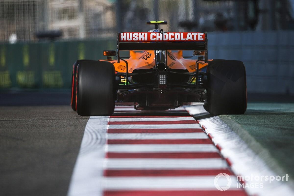 McLaren, 2021 Mercedes motorunu ilk kez çalıştırdı!
