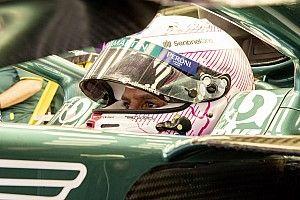 "Vettel lacking ""100 laps"" of Aston Martin test mileage"