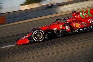 Ferrari F1, encantado con la adaptación de Sainz