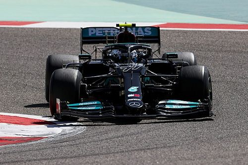"Bottas: Mercedes W12 F1 has ""snappy and unforgiving"" rear end"