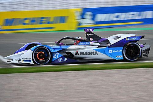 Valensiya E-Prix: Kuruyan pistte pole pozisyonu Dennis ve BMW'nin oldu