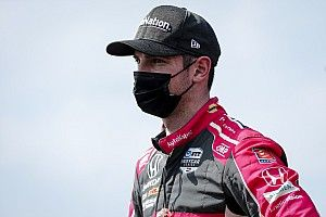 IndyCar GP Indy: Rossi tops opening practice ahead of Harvey