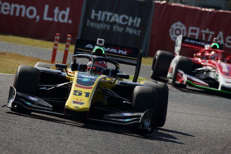 "Matsushita brands return Super Formula race a ""disaster"""