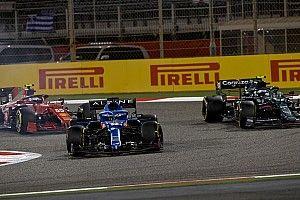 Vídeo: vibrante batalla Alonso-Sainz-Vettel en Bahrein