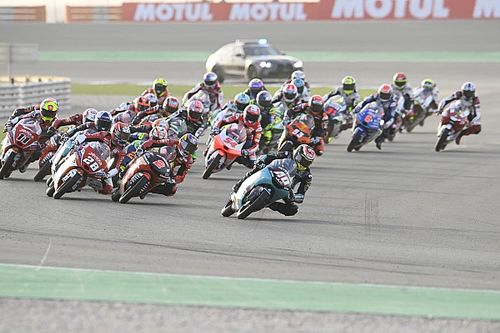 Qatar Moto3: Masia wins thriller as rookie Acosta stuns in second