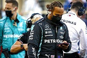 F1: Hamilton lamenta situação da pandemia no Brasil e diz que faz orações pelo País