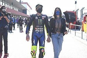 """Valentino Rossi: """"La edad es solo un factor"""""""
