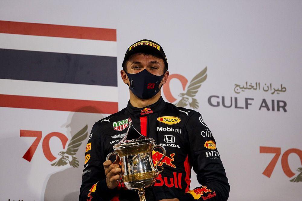 Элбон перешел в Williams. Но остался ли частью Red Bull?