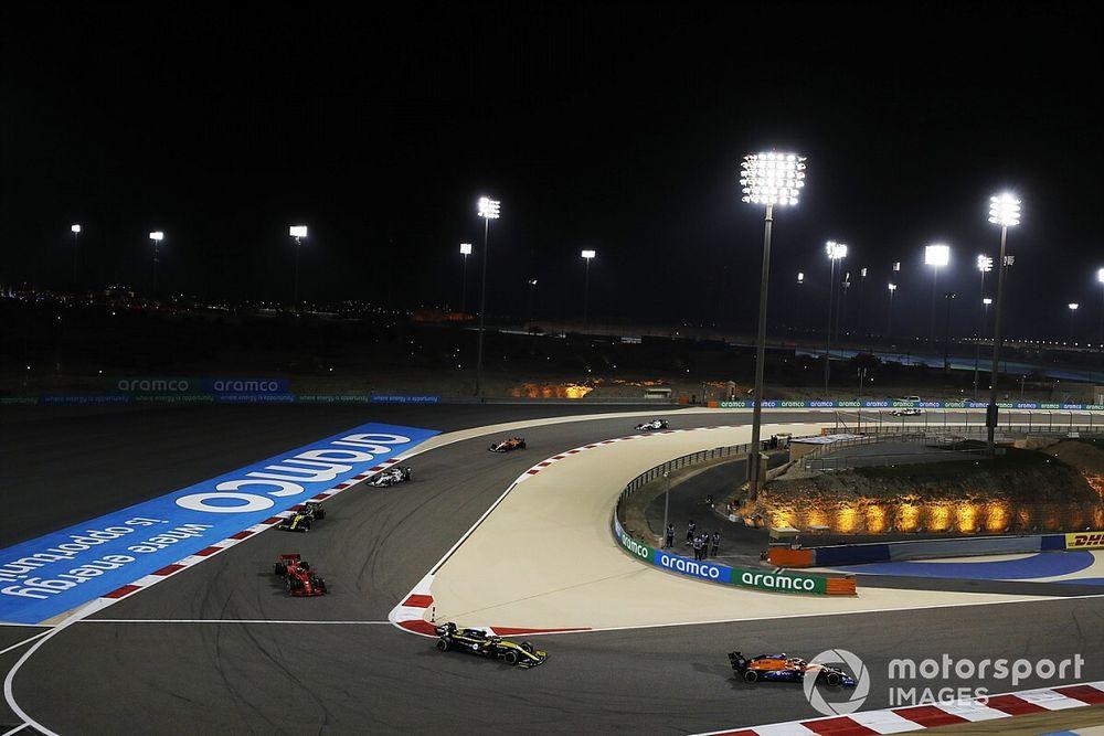 DAZN retransmitirá los test de Fórmula 1 2021 en España