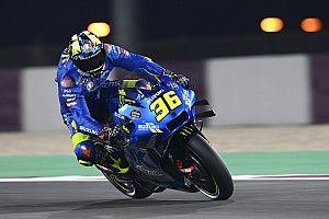 Duo Suzuki Lebih Sabar Lakoni MotoGP Doha