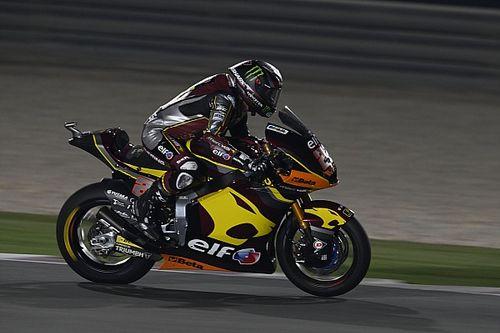 Moto2: Lowes fa doppietta di pole a Losail. Prima fila per Bezzecchi