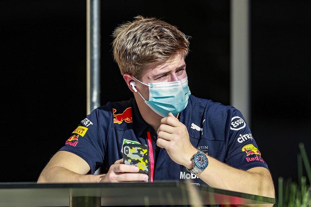 Red Bull: ai test di Abu Dhabi ci sarà anche Juri Vips