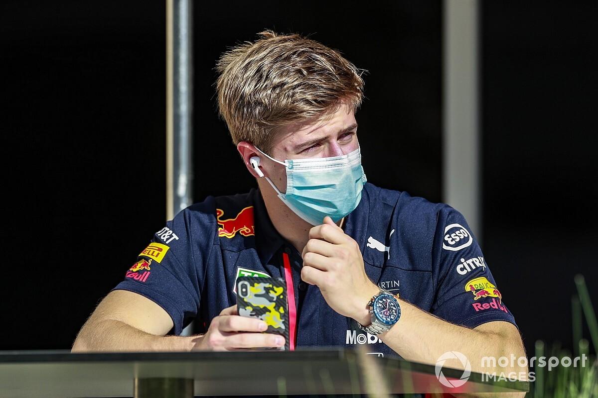 Юниор Red Bull Випс будет соперником Шварцмана в Формуле 2