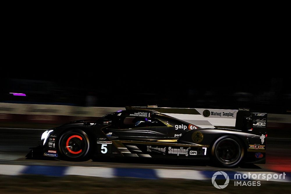 Bourdais reveals late scare on way to Sebring victory
