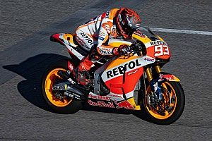 "Marquez ""nervous"" ahead of MotoGP return"