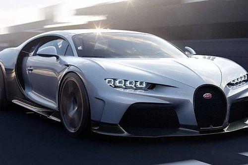 A luxus és az elképesztő sebesség találkozik az új Bugatti Chiron Super Sportban
