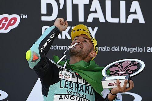 Dennis Foggia s'impose à domicile dans l'émotion
