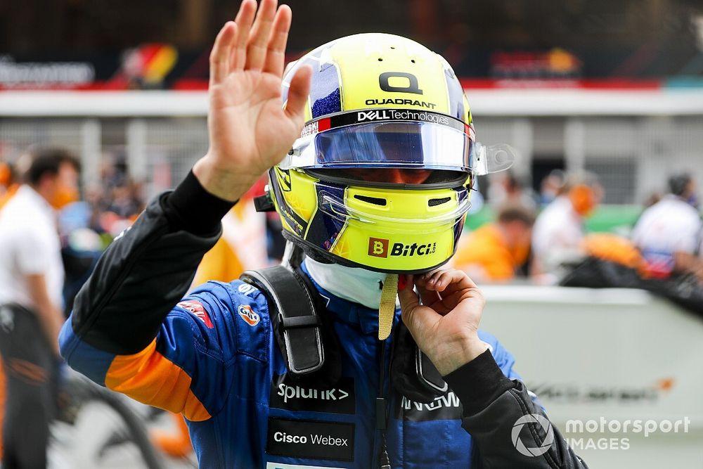 McLaren et Norris rempilent pour 2022 et au-delà